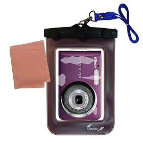 Gomadic Waterproof Camera Case for Nikon Coolpix S210