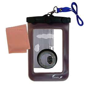 Gomadic Waterproof Camera Case for Sony Cyber-shot DSC-T700