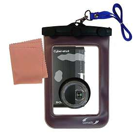 Gomadic Waterproof Camera Case for Sony Cyber-shot DSC-T77