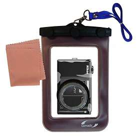 Gomadic Waterproof Camera Case for Nikon Coolpix S1000PJ