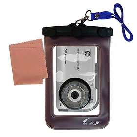 Gomadic Waterproof Camera Case for HP PhotoSmart E317