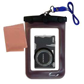 Gomadic Waterproof Camera Case for Nikon Coolpix S70