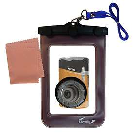 Gomadic Waterproof Camera Case for Kodak EasyShare M580