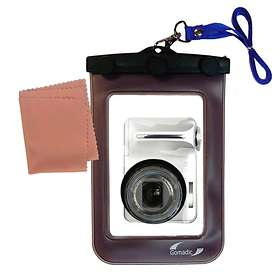 Gomadic Waterproof Camera Case for Kodak EasyShare C875