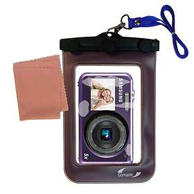 Gomadic Waterproof Camera Case for Samsung ST600