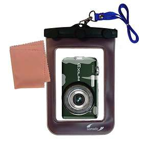 Gomadic Waterproof Camera Case for Casio Exilim EX-S12