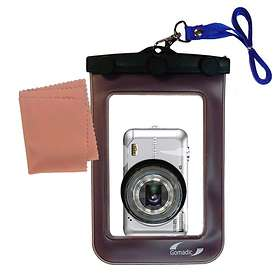 Gomadic Waterproof Camera Case for Fujifilm FinePix JZ300