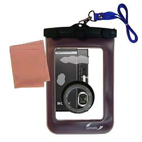 Gomadic Waterproof Camera Case for Sony Cyber-shot DSC-T300