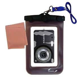 Gomadic Waterproof Camera Case for Fujifilm FinePix J20