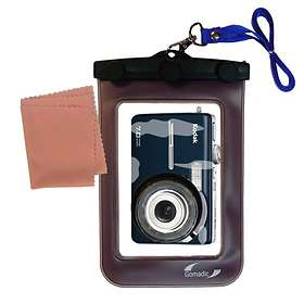 Gomadic Waterproof Camera Case for Kodak EasyShare M753
