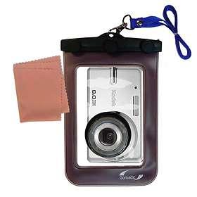 Gomadic Waterproof Camera Case for Kodak EasyShare M883