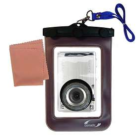 Gomadic Waterproof Camera Case for Sony Cyber-shot DSC-W200