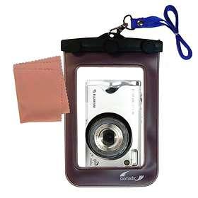 Gomadic Waterproof Camera Case for Fujifilm FinePix F20