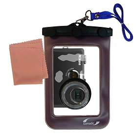 Gomadic Waterproof Camera Case for Nikon Coolpix S1100PJ