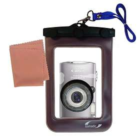 Gomadic Waterproof Camera Case for Canon Digital IXUS 850IS