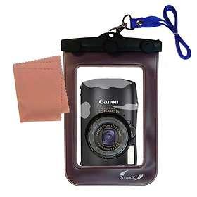 Gomadic Waterproof Camera Case for Canon Digital IXUS 980IS