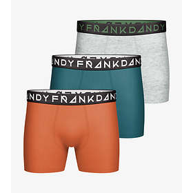 Frank Dandy Seasonal Solid Boxer 3-Pack