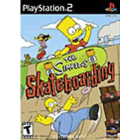 The Simpsons: Skateboarding (PS2)