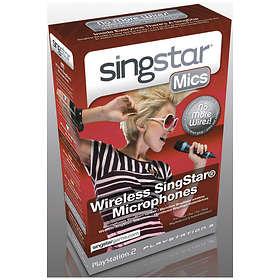 SingStar (inkl. 2 Mikrofoner) (PS2)