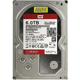 Find the best price on WD Red Pro WD101KYBX 256MB 10TB