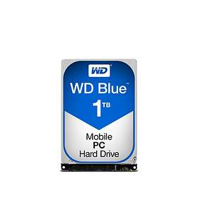 WD Blue WD10SPZX 128Mo 1To