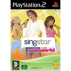 SingStar: Popworld (PS2)