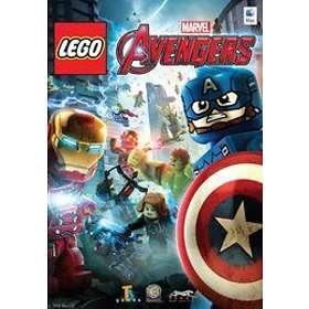 LEGO: Marvel Avengers (Mac)