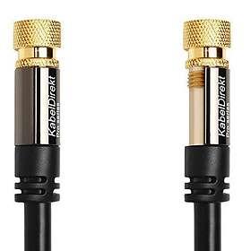 KabelDirekt PRO Series Antenna F-Contact 1.5m