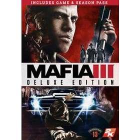 Mafia III - Digital Deluxe (Mac)