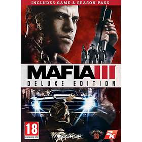 Mafia III - Digital Deluxe Edition (Mac)