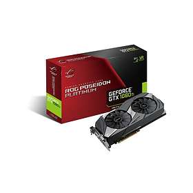 Asus GeForce GTX 1080 Ti Poseidon Platinum 2xHDMI 2xDP 11GB