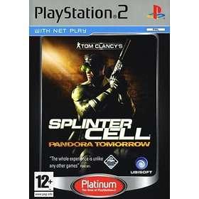 Tom Clancy's Splinter Cell: Pandora Tomorrow (PS2)