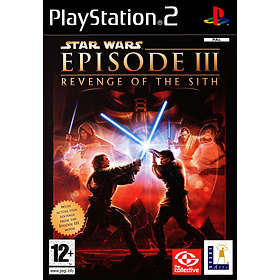 Star Wars Episode III: Revenge of the Sith (PS2)