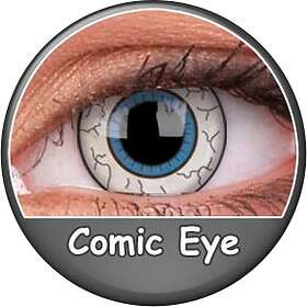 Phantasee Comic Eye Crazylinse (2-pack)