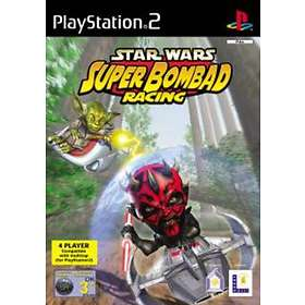 Star Wars: Super Bombad Racing (PS2)