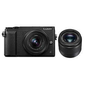 Panasonic Lumix DMC-GX80 + 12-32/3,5-5,6 + 25/1,7