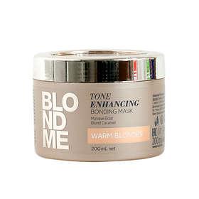 Schwarzkopf Blond Me Tone Enhancing Bonding Mask Warm Blondes 200ml