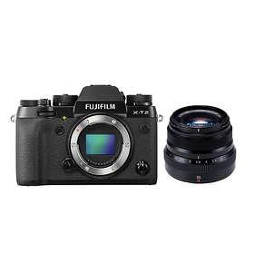 Fujifilm X-T2 + 35/2,0 R WR