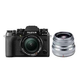 Fujifilm X-T2 + 18-55/2,8-4,0 OIS + 35/2,0 R WR