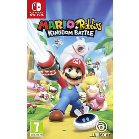 Mario + Rabbids: Kingdom Battle (Switch)