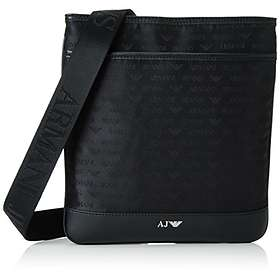 Armani Jeans Logo Stash Medium Crossbody Bag