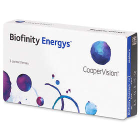 CooperVision Biofinity Energys (3-pack)