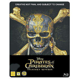 Pirates of the Caribbean: Salazar's Revenge - SteelBook