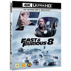 Fast & Furious 8 (UHD+BD)