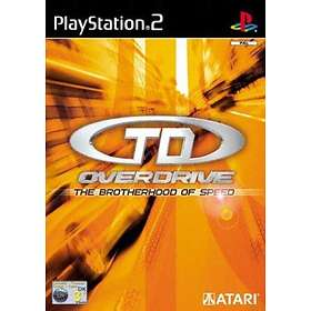 TD Overdrive: The Brotherhood of Speed (PS2)