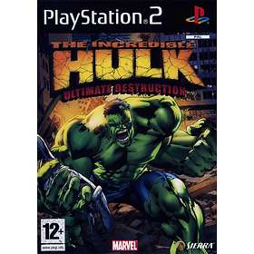 The Incredible Hulk: Ultimate Destruction (PS2)