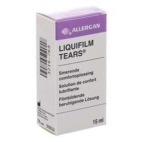 Allergan Liquifilm Tears Eye Drops 15ml