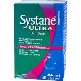 Alcon Systane Ultra UD Lubricating Eye Drops 30x0.7ml