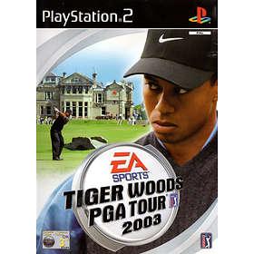 Tiger Woods PGA Tour 2003 (PS2)