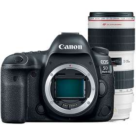 Canon EOS 5D Mark IV + 70-200/2,8 L IS USM